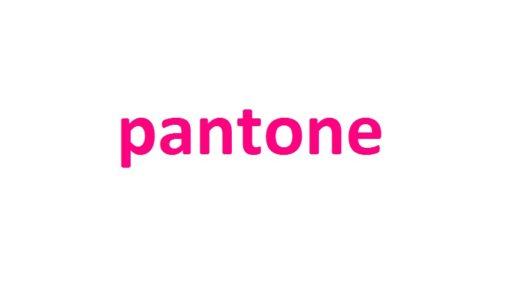 Parola Pantone