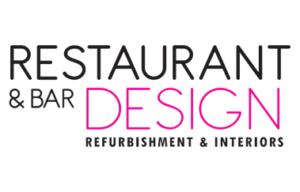 restaurant & bar design show logo