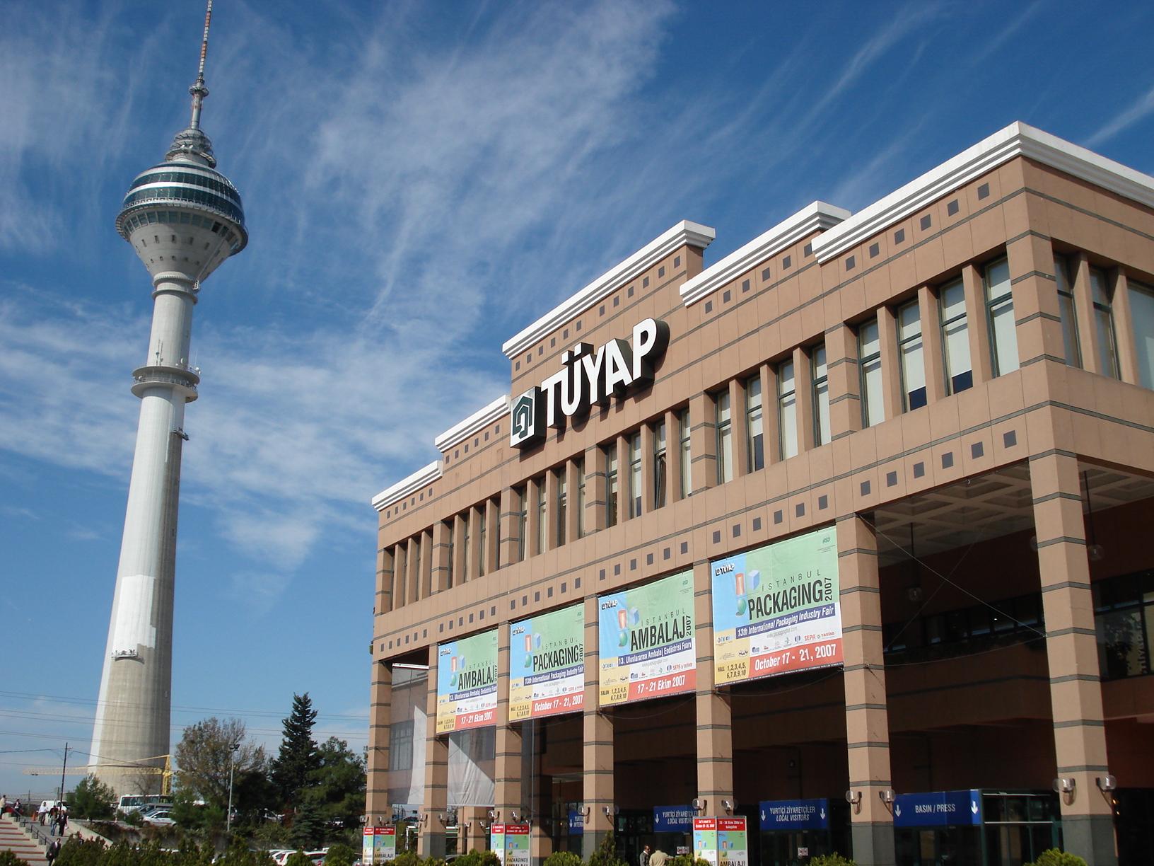 Tüyap Fair Convention and Congress Center
