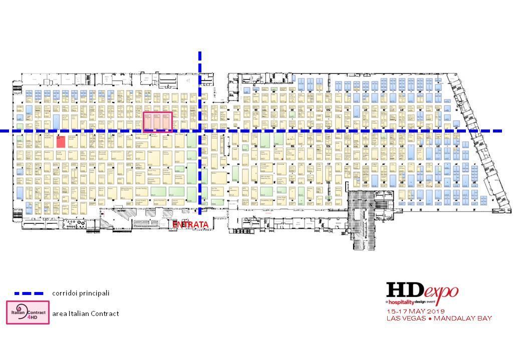 hd expo 2019 floorplan