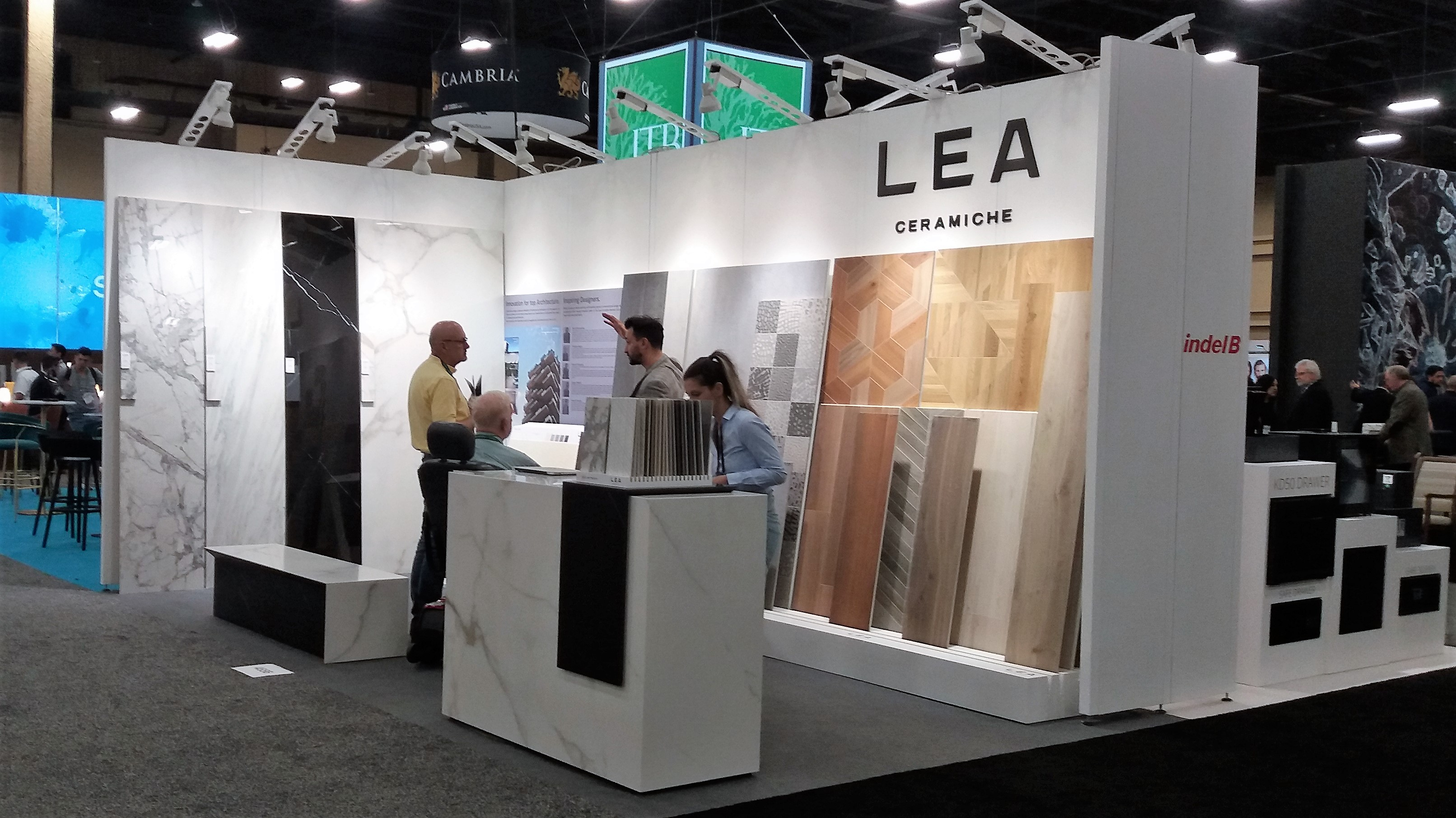 LEA CERAMICHE - Hospitality Design Expo