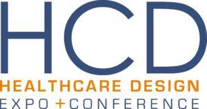 healthcare design expo logo
