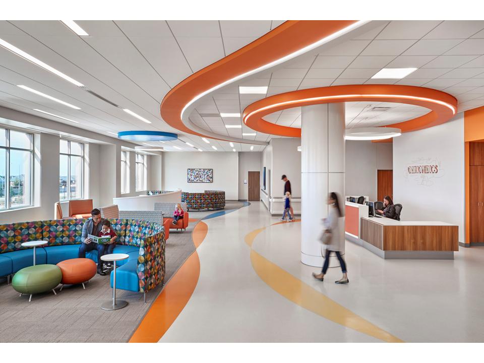 Scottish Rite for Children Orthopedic and Sports Medicine Center - Frisco (Texas) - © Garrett Rowland (2)