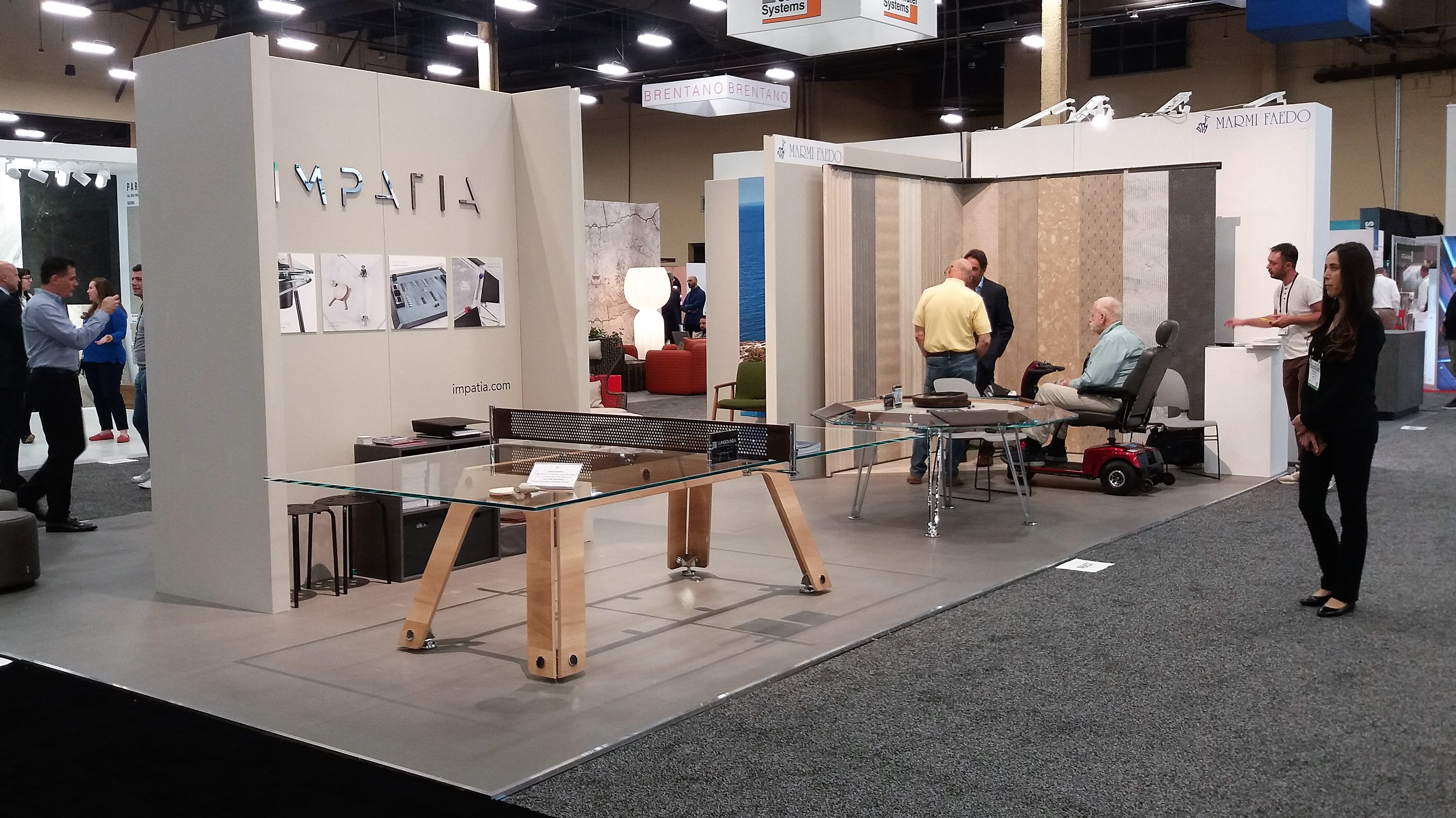 IMPATIA - Hospitality Design Expo