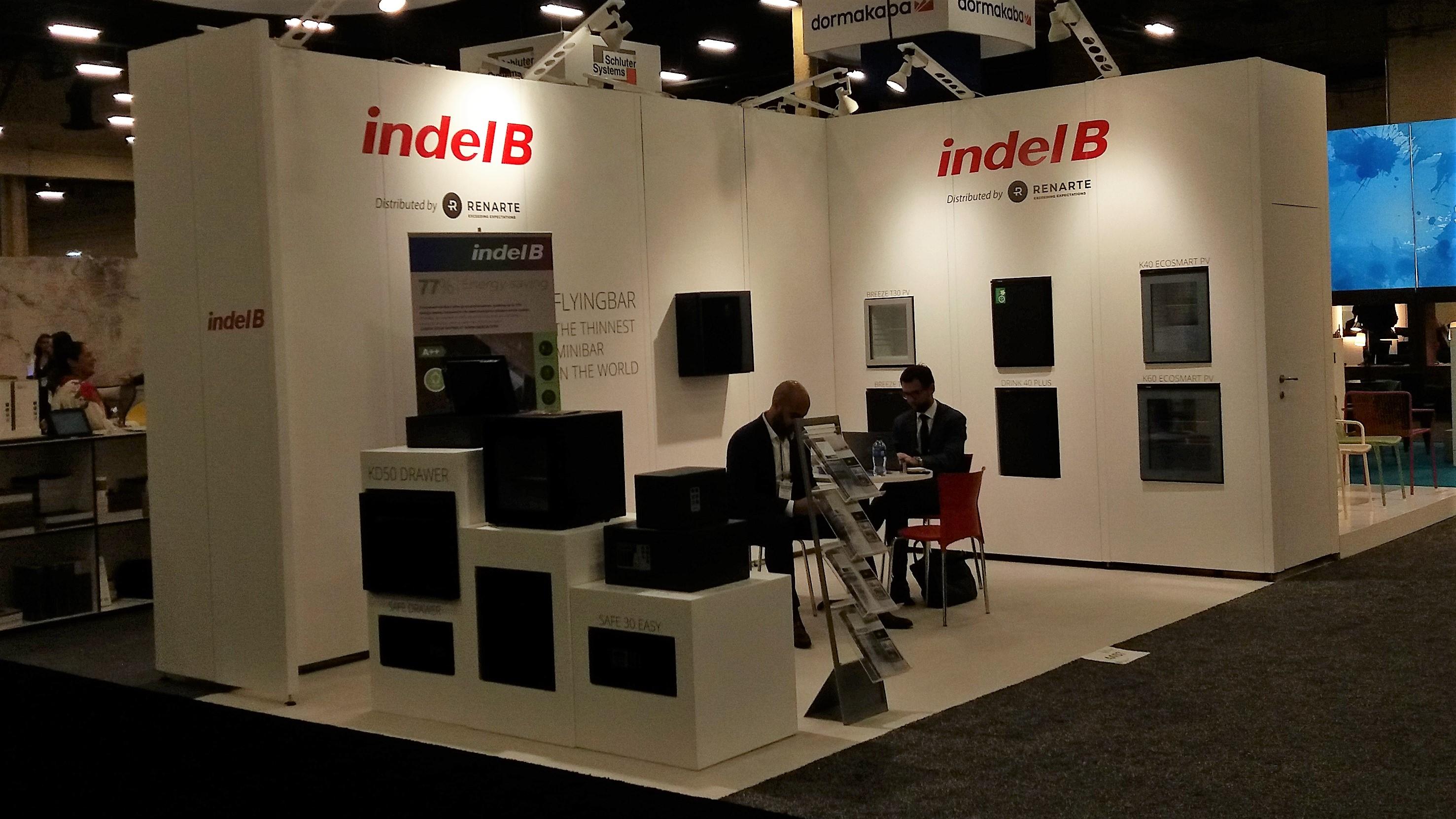 INDEL B - Hospitality Design Expo