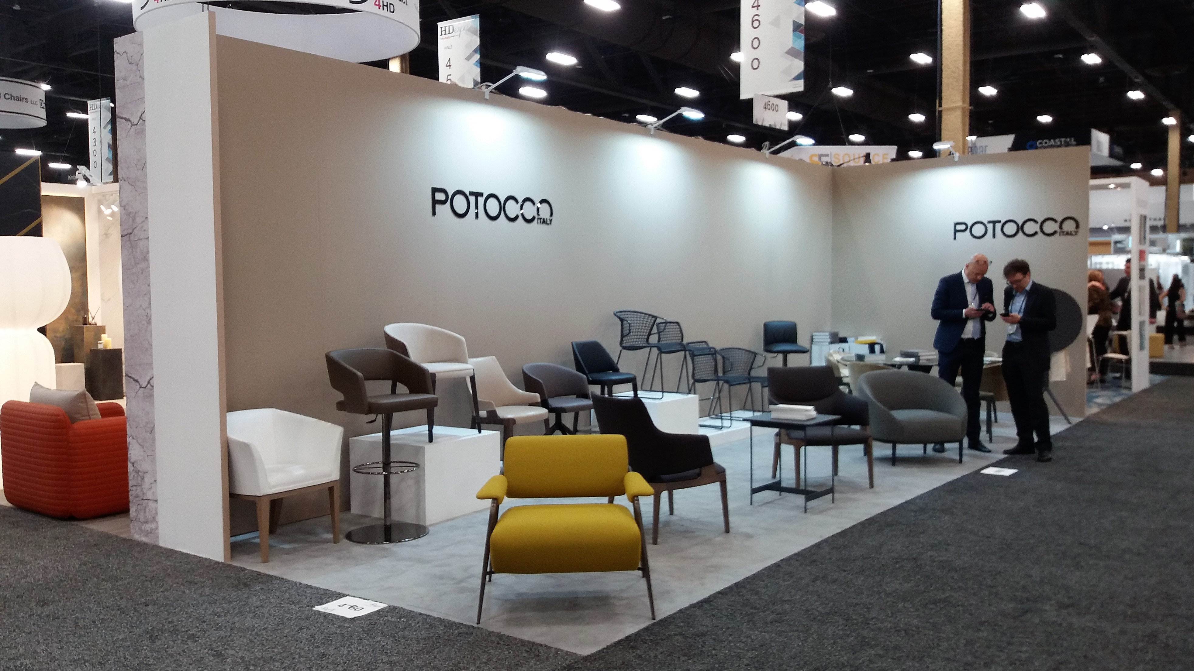 Hospitality Design Expo - POTOCCO