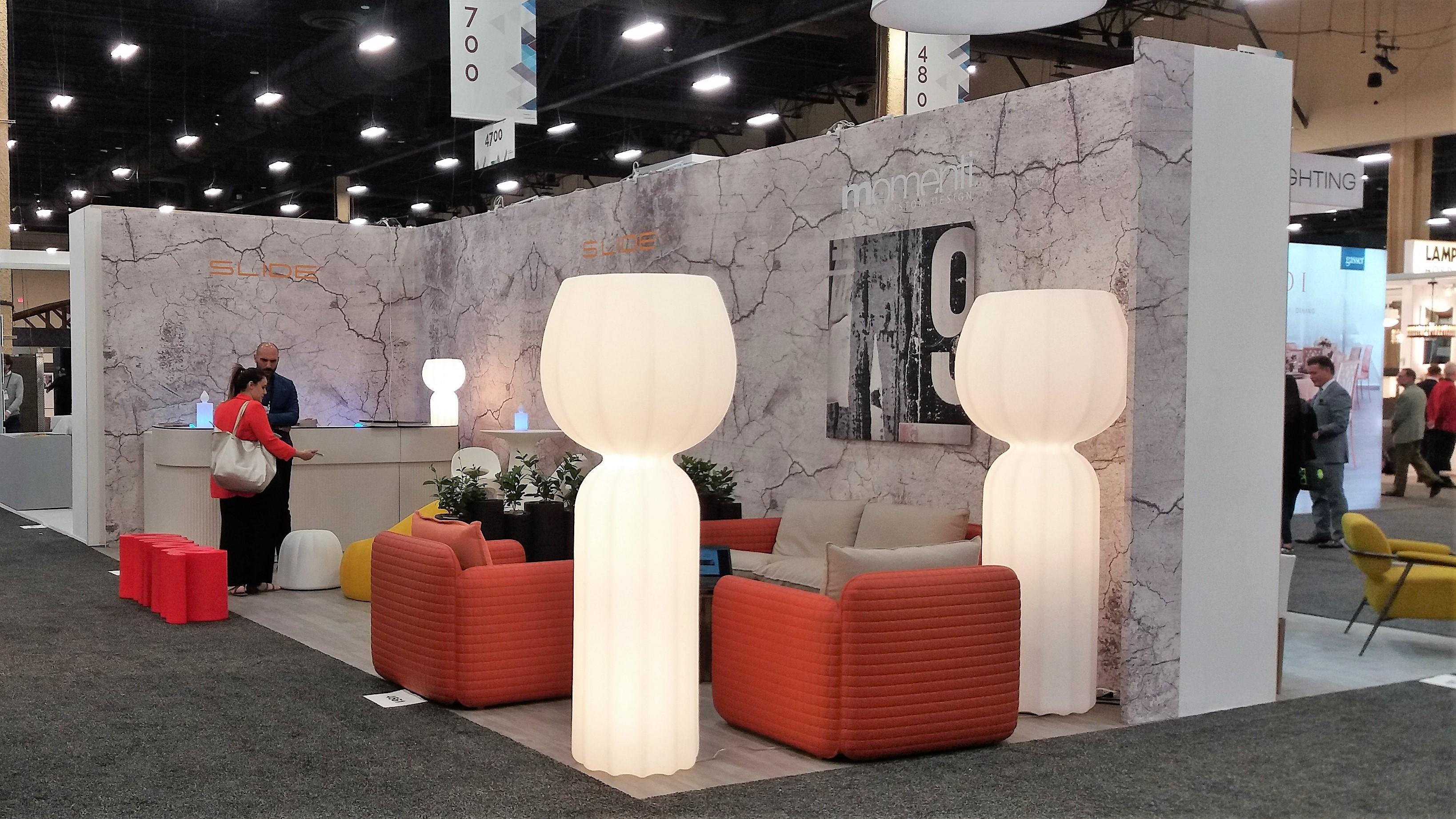 Hospitality Design Expo - SLIDE